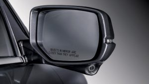 Side Mirrors Sensor