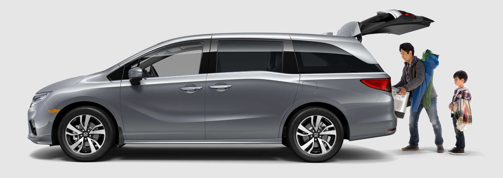 Attractive NEW 2018 HONDA ODYSSEY