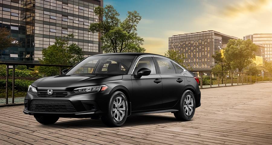 2022 Honda Civic LX