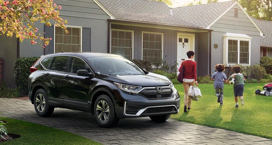 2022 Honda CR-V LX 2WD